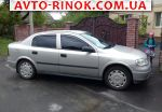 2007 Opel Astra G 1.4 MТ (90 л.с.)  автобазар