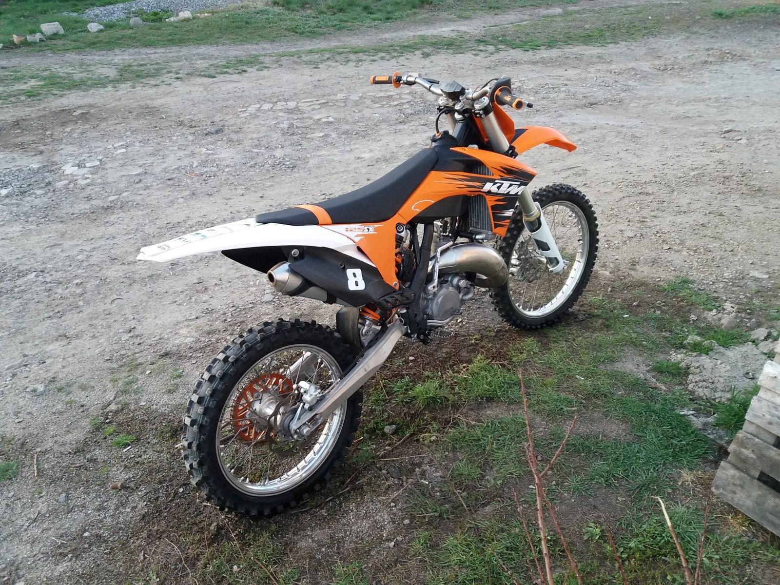 Авторынок   Продажа 2012 KTM  sx-125 кросс
