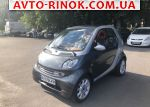Smart Fortwo  2002, 4500 $