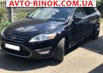 2012 Ford Mondeo 2.2 TDCi AT (200 л.с.)  автобазар