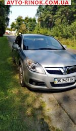 2007 Opel Vectra   автобазар