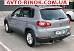 Volkswagen Tiguan 2.0 TSI 4Motion AT (170 л.с.) 2010, 12400 $