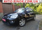 KIA Carens 2.0 CRDi MT (140 л.с.) 2008, 6000 $