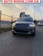 2017 Ford Escape 1.5 EcoBoost AT (182 л.с.)  автобазар