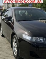 2006 Honda Accord 2.0 AT (155 л.с.)  автобазар