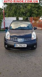 2006 Nissan Note   автобазар