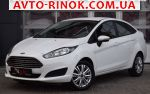 2016 Ford Fiesta 1.6 Ti-VCT PowerShift (120 л.с.)  автобазар