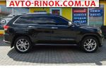 2014 Jeep Grand Cherokee 3.6 AT AWD (286 л.с.)  автобазар