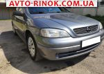 2008 Opel Astra G 1.6 MТ (101 л.с.)  автобазар