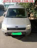 2002 Ford Transit Connect   автобазар