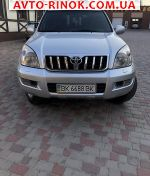 Toyota Land Cruiser Prado  2007, 20300 $
