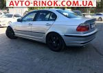 BMW 3 Series 330d MT (184 л.с.) 2000, 7400 $