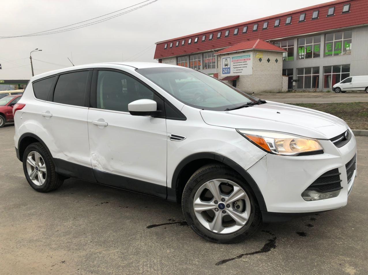 Авторынок | Продажа 2016 Ford Escape SE