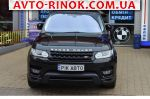 2016 Land Rover Range Rover Sport 3.0 SDV6 AT 4WD (292 л.с.)  автобазар