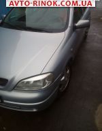 2000 Opel Astra G 2.0 TD MТ (101 л.с.)  автобазар