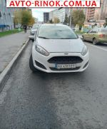 2017 Ford Fiesta   автобазар