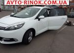 2014 Renault Scenic 1.5 dCi MT (7 мест) (110 л.с.)  автобазар