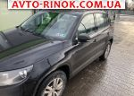 Volkswagen Tiguan 2.0 TSI 4Motion AT (200 л.с.) 2016, 17000 $