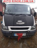 Авторынок | Продажа 2001 Ford Transit 2.0  CDi MT MWB (100 л.с.)
