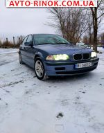 1998 BMW 3 Series 318i MT (118 л.с.)  автобазар
