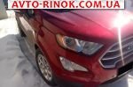 Ford Ecosport 1.0 EcoBoost  АТ (125 л.с.) 2019, 14990 $