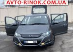 2010 Honda Insight 1.3 CVT (88 л.с.)  автобазар