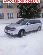 2005 Subaru Outback 2.5 AT AWD (165 л.с.)  автобазар