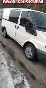 Авторынок | Продажа 2005 Ford Transit 2.0  CDi MT SWB (85 л.с.)
