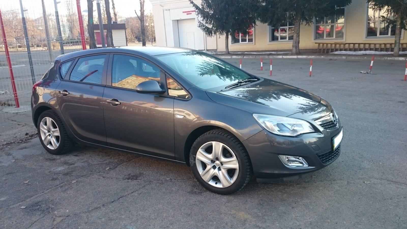 Авторынок | Продажа 2011 Opel Astra Astra J