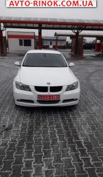 2008 BMW 3 Series 318d MT (122 л.с.)  автобазар