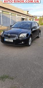 2007 Toyota Avensis 1.8 AT (129 л.с.)  автобазар