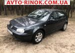 2000 Volkswagen Golf 1.4 MT (75 л.с.)  автобазар