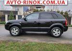 Авторынок | Продажа 2007 Hyundai Tucson 2.0 CRDI AT 2WD (140 л.с.)