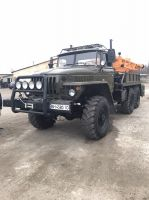 Авторынок | Продажа 2003 УРАЛ 4320 Буровая установка ЛБУ-50.