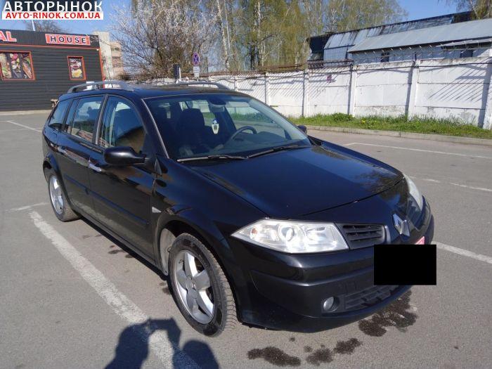 Авторынок   Продажа 2007 Renault Megane