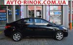 Авторынок   Продажа 2012 Hyundai Accent 1.6 AT (123 л.с.)