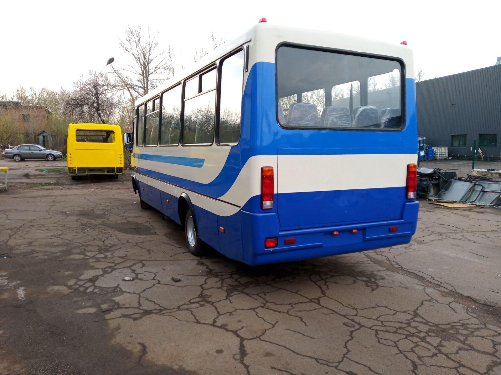 Авторынок | Продажа 2011 Баз А079Еталон Автобус А079.23