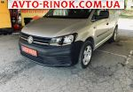 2016 Volkswagen Caddy 1.2 TSI  МТ 2WD (85 л.с.)  автобазар