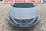 2012 Hyundai Sonata 2.4 AT (201 л.с.)  автобазар