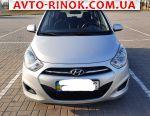 Авторынок   Продажа 2012 Hyundai I10