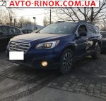2017 Subaru Outback 2.5i-S ES 6-вар Lineartronic 4x4 (175 л.с.)  автобазар