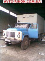 1986 Газ 5312 фургон