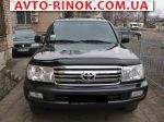 2006 Toyota Land Cruiser 100