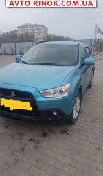 Авторынок   Продажа 2010 Mitsubishi 1384