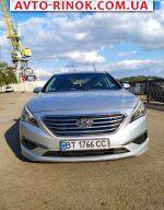 Авторынок | Продажа 2016 Hyundai Sonata