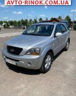 Авторынок   Продажа 2006 KIA Sorento 2.5 CRDi AWD 4AT (145 л.с.)
