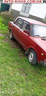 Авторынок   Продажа 1991 ВАЗ 2107