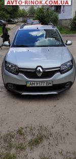 Авторынок   Продажа 2014 Renault