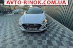 Авторынок | Продажа 2018 Hyundai Sonata 2.4 AT (171 л.с.)