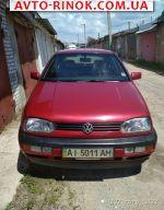 Авторынок | Продажа 1994 Volkswagen Golf